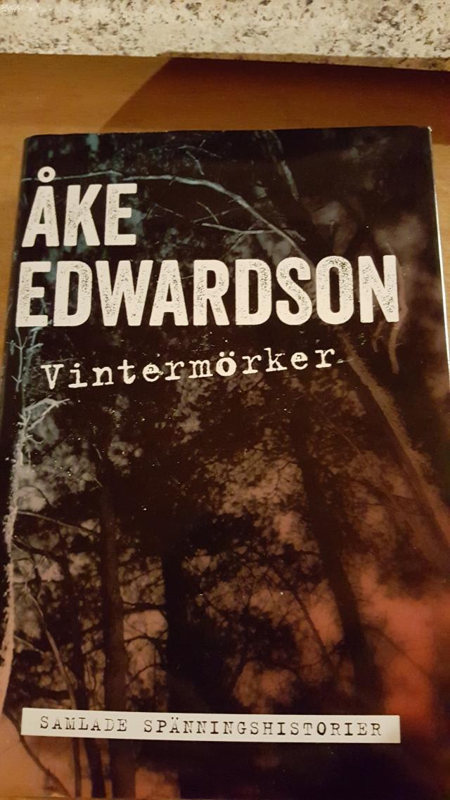 Vintermörker av Åke Edwardson